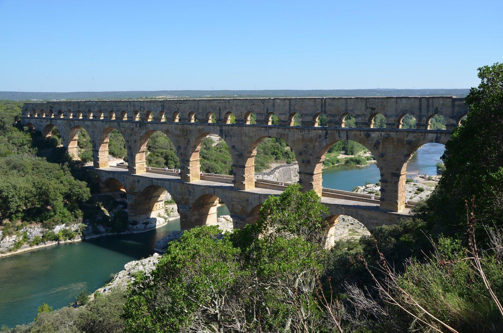 Pont du Gard  © Carole Raddato