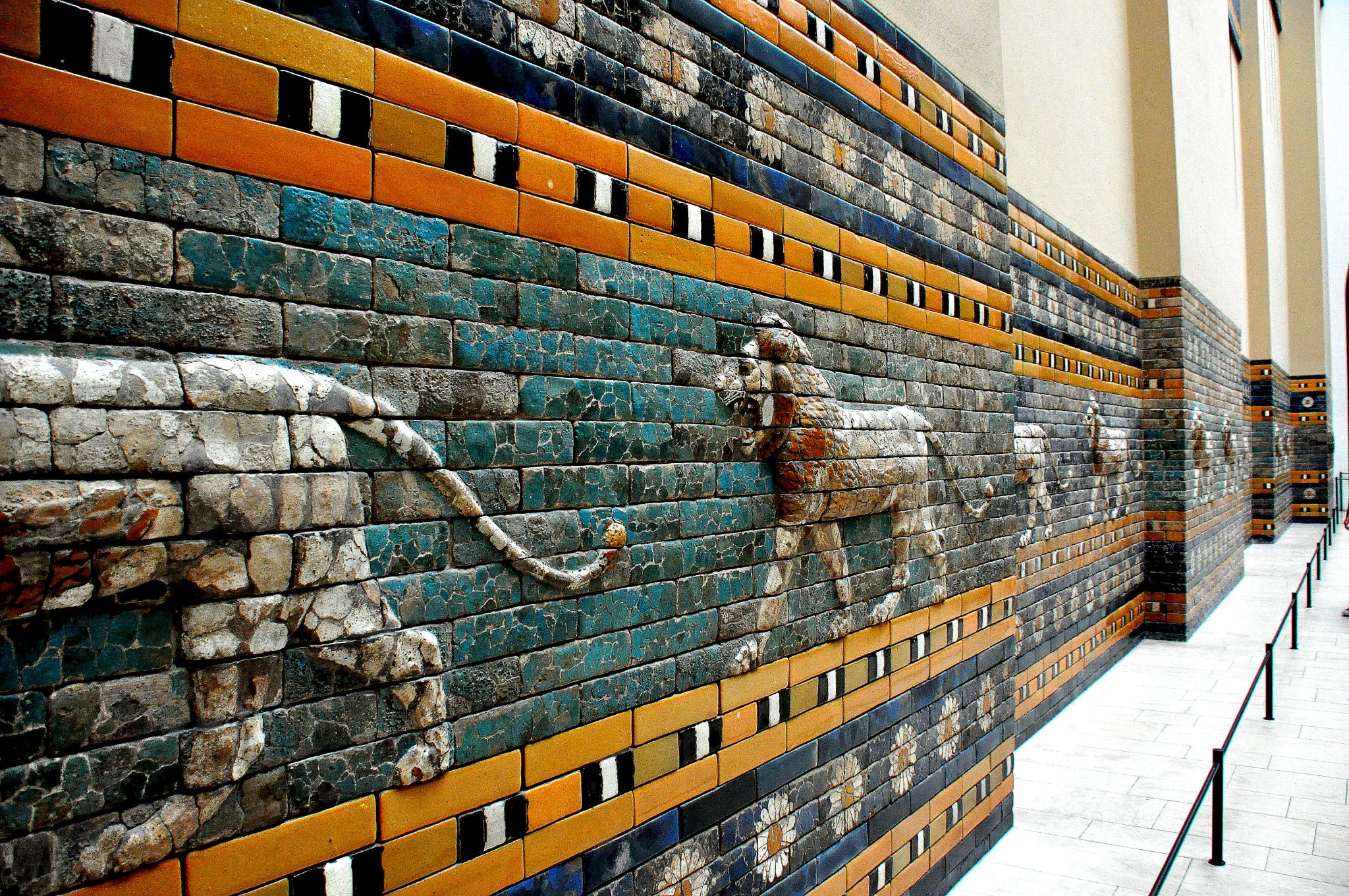 Main Door Visiting The Pergamon Museum In Berlin Ancient History