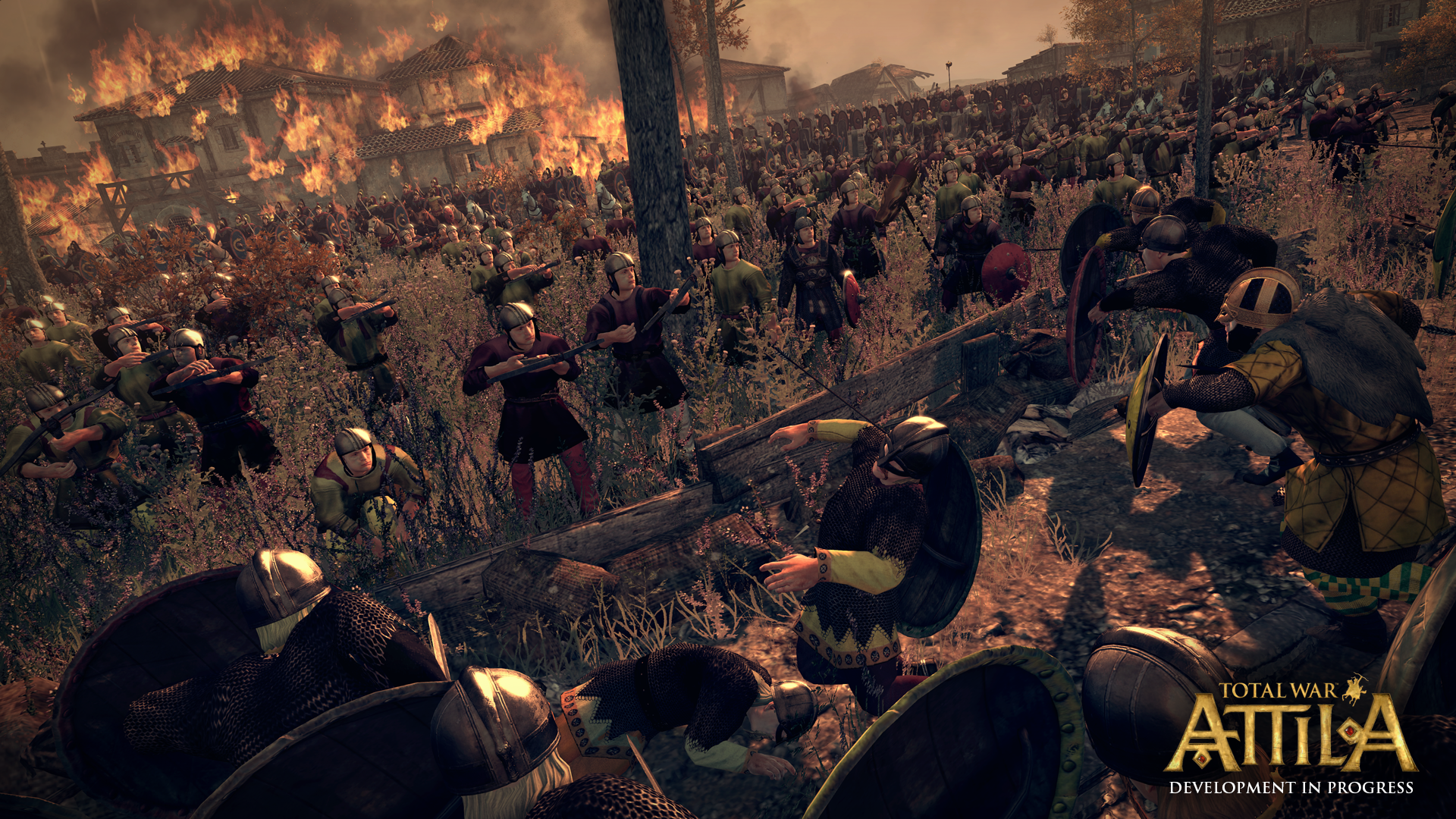 Interview: History in Total War: Attila