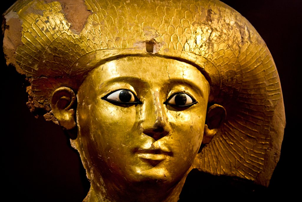12 Ancient Masks – Ancient History et cetera