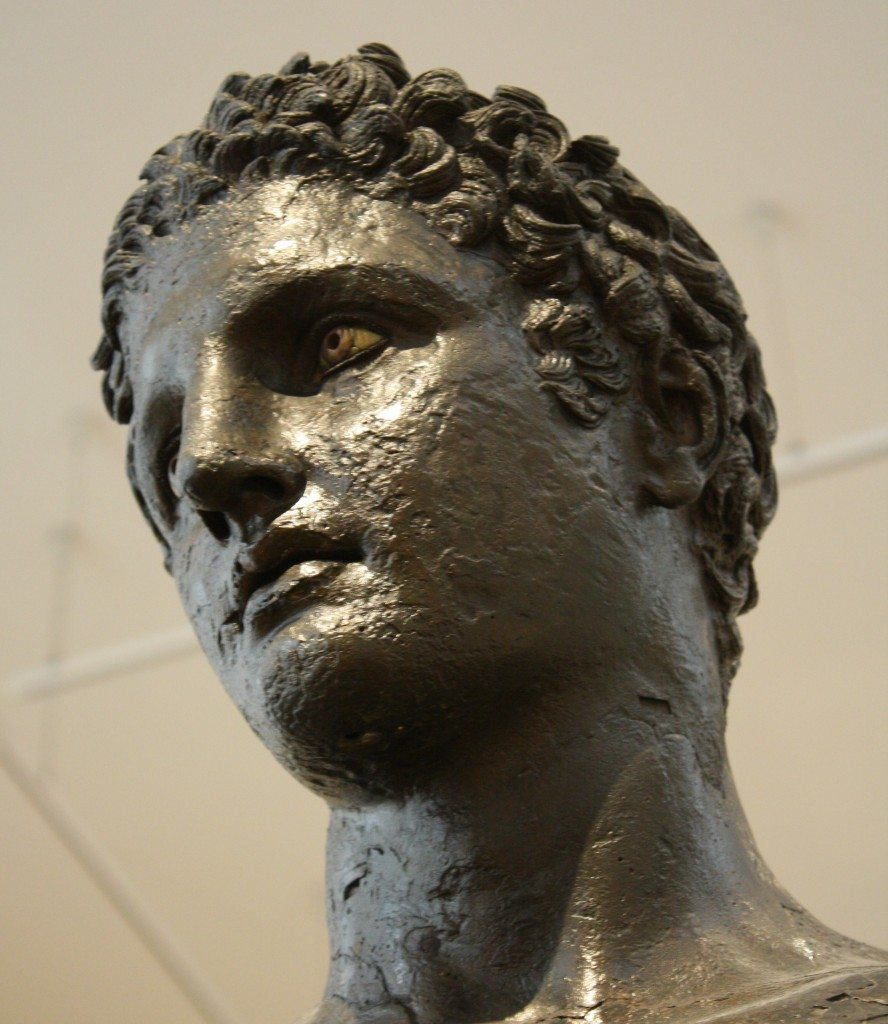 The Antikythera Youth (Detail)