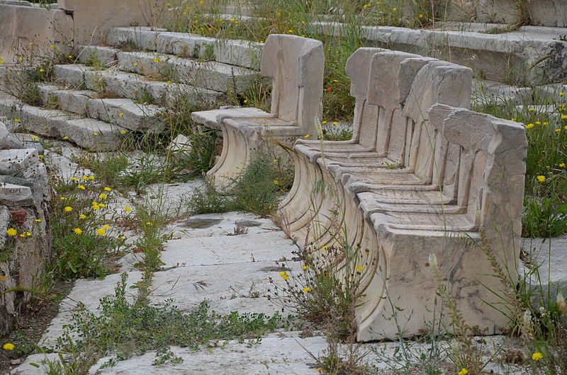 Acting and Greek Theatre: Honoring Dionysus – Ancient ...