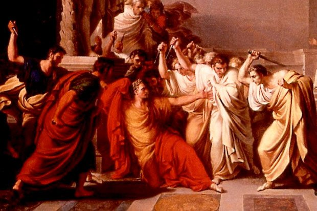 why was julius caesar murdered essay Why, there was a crown offered him and being  these lines are from julius caesar,  having been betrayed and murdered by one of his closest friends,.