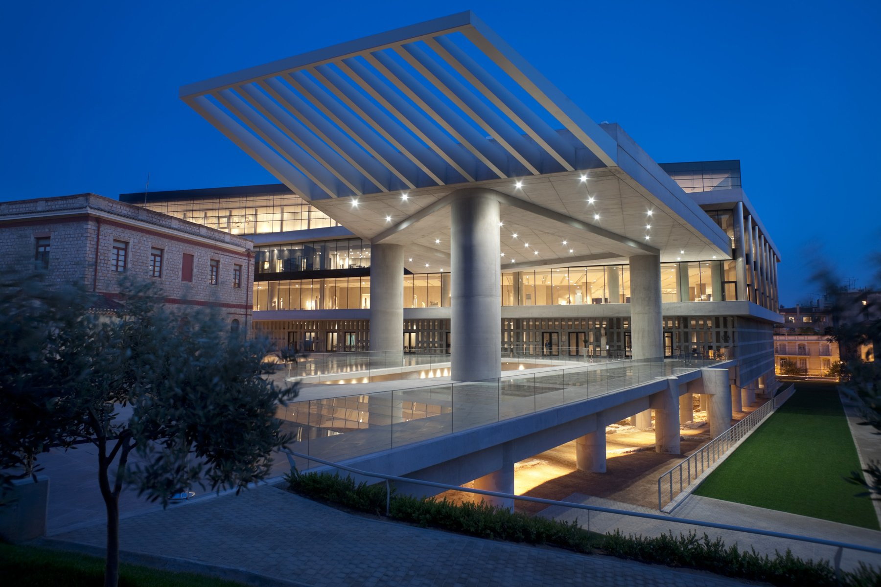 The New Acropolis Museum Review – Ancient History et cetera