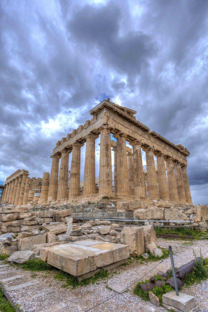 The Parthanon, Athens