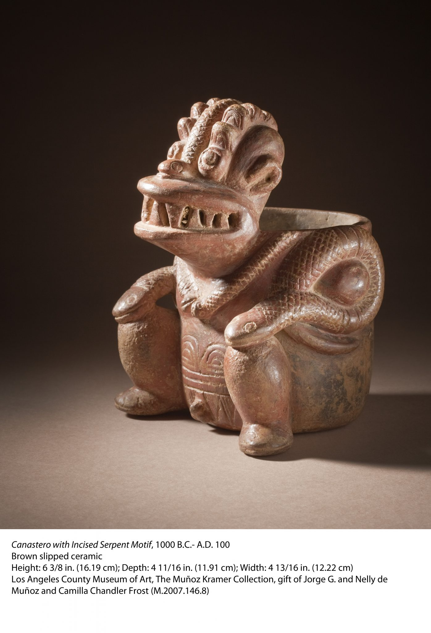 Ancient artifacts discovered in Colombia
