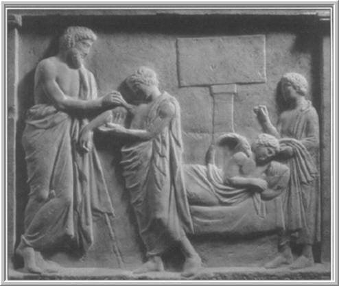 Earliest Practice of Ancient Greece