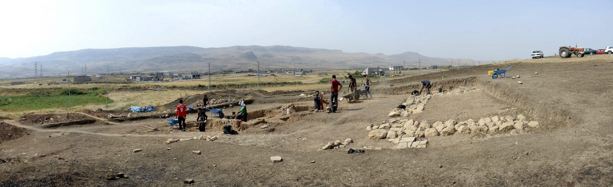 New discoveries from Tell Kunara, Iraq