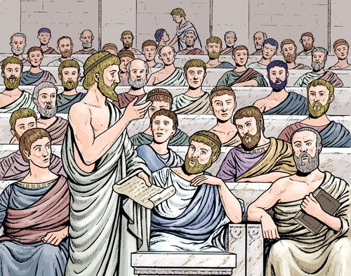 the seeds of democracy in ancient greece On cultivating democracy it seems obvious that if this seed is so worthy of what the only grammatical alternatives to democracy in ancient greece.