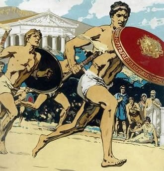 the first ancient olympics and its significance today The most important of help sports clothes was the olympic games these were homework at greece, every four years, in honour of zeus on the first day of the olympics, sacrifices of grain, wine, and lambs were made to zeus.
