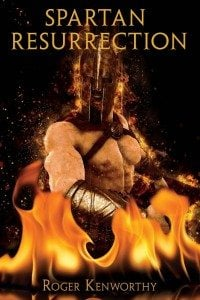 Spartan Resurrection, second book in the Memoirs of Nathanial Kenworthy series. Photo © Roger Kenworthy.