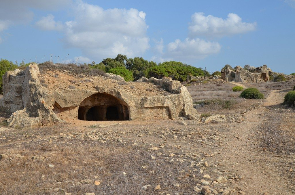 Tombs of the Kings, Kato Pafos, Paphos