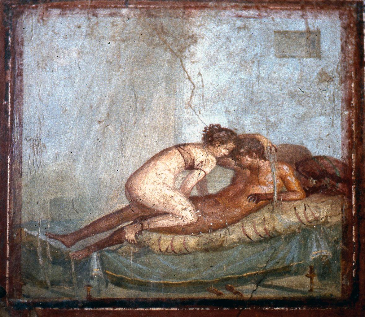 Sex in Pompeii