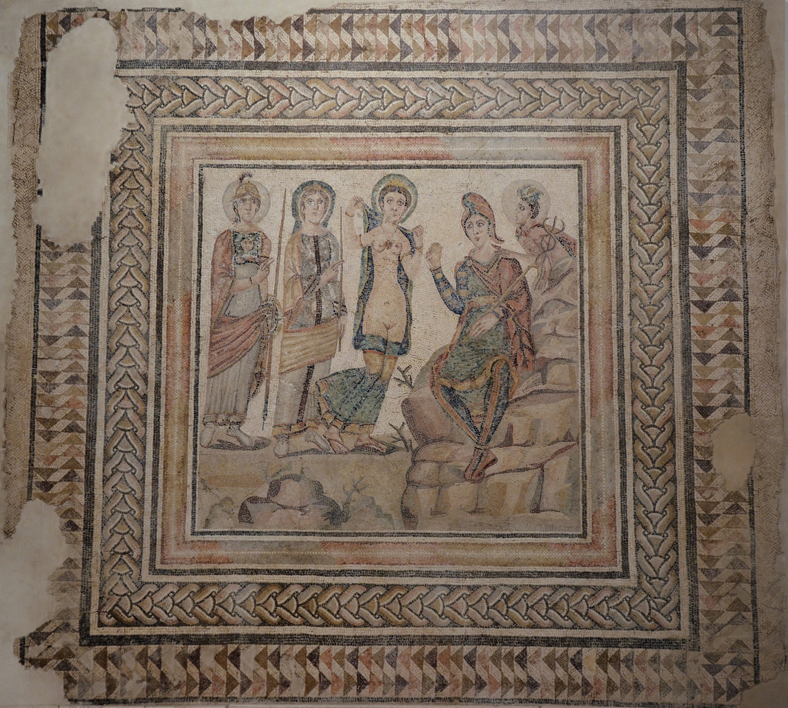 Mosaics of Spain's Roman Baetica Route: Carmona and Éjica
