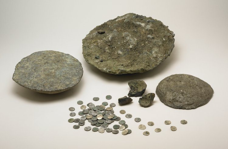 Image © Trustees of the British Museum. Hoard.