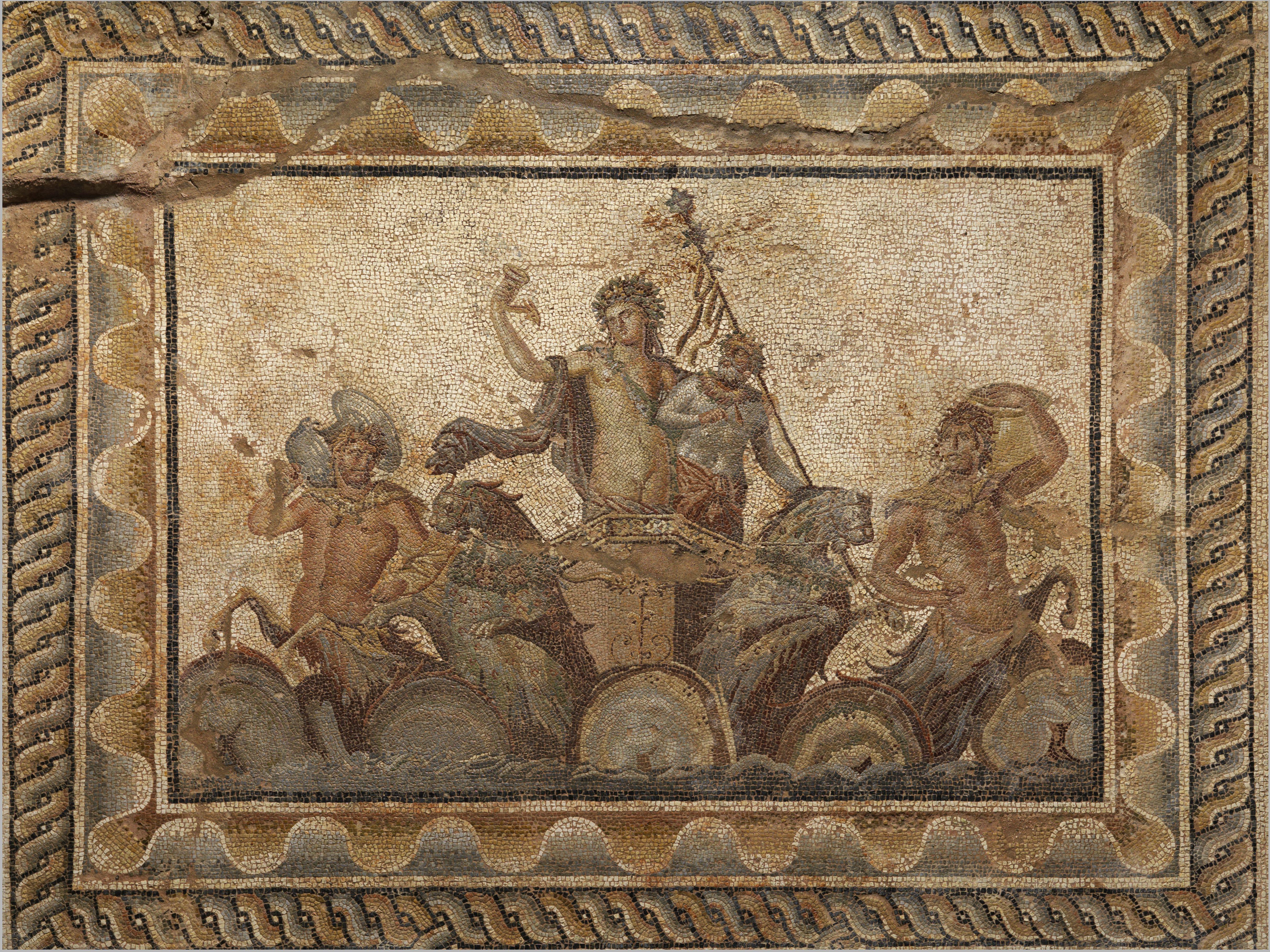 Mosaic_EpiphanyofDionysus