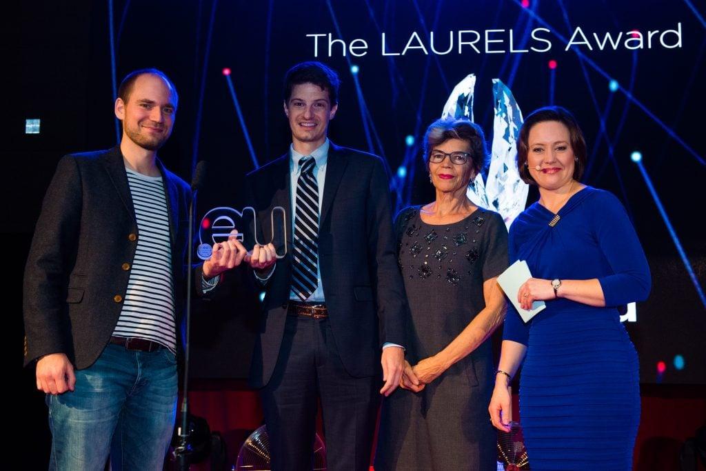 Laurels .eu Web Award 2016