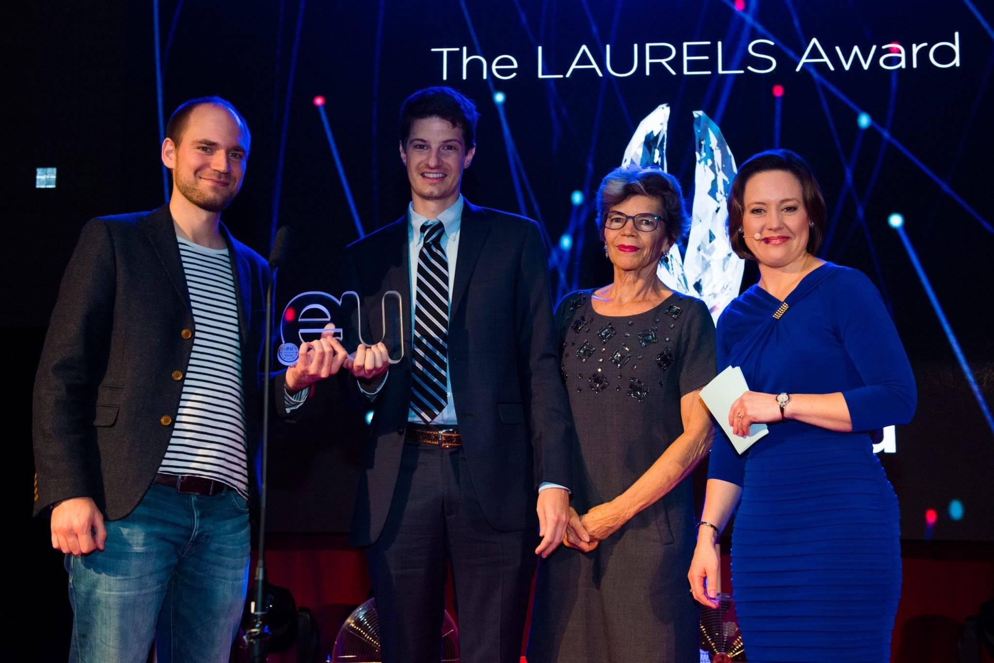 Laurels .eu Web Award 2016